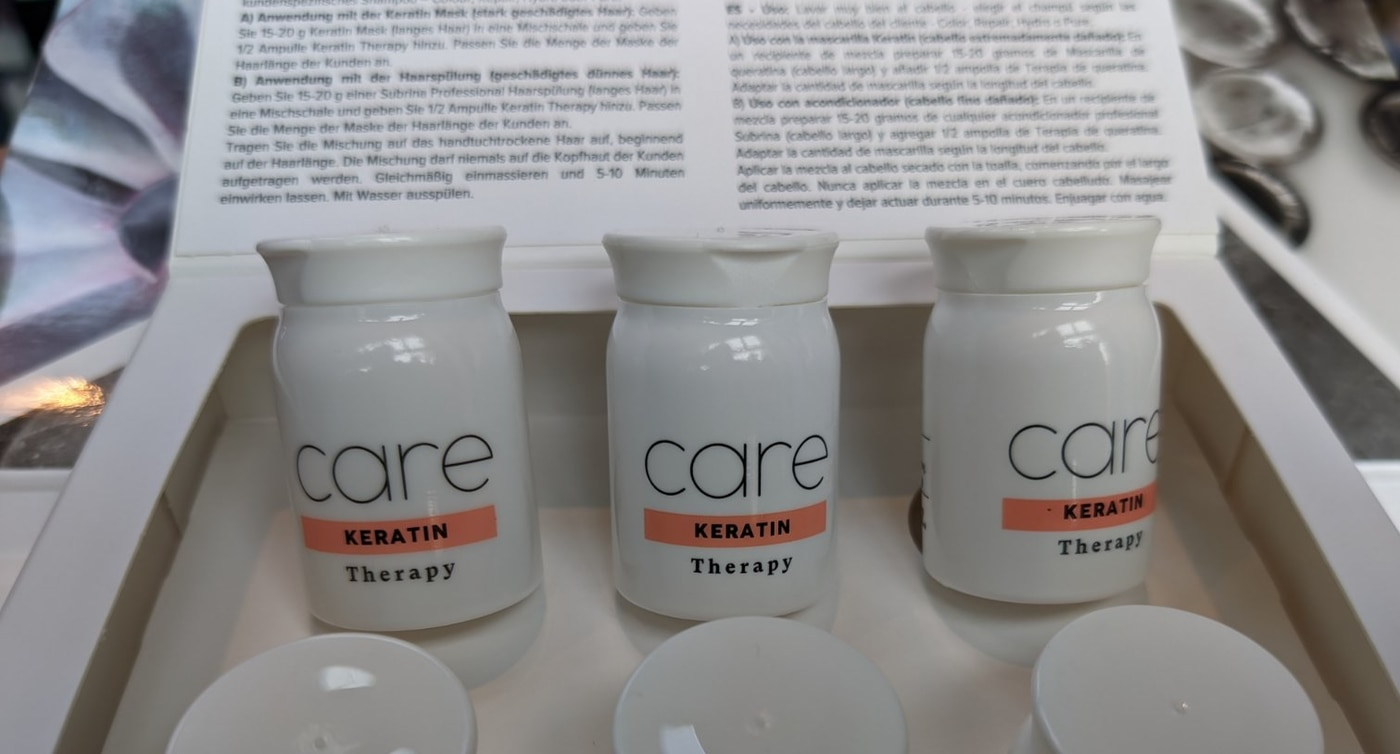 Keratin Therapy u kutiji