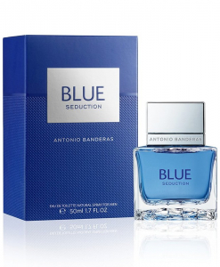 Antonio Banderas Blue Seduction muski parfem