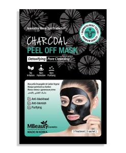 Mbeauty crna maska za lice sa ugljem je