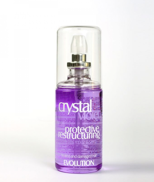 Edelstein violet kristal