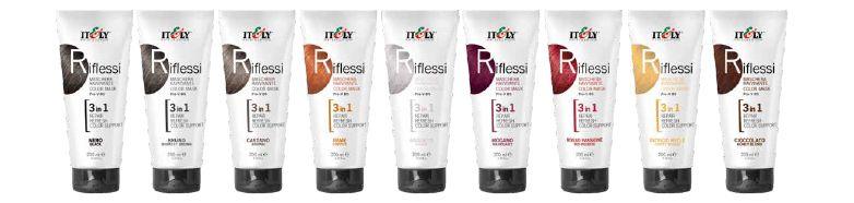 RIFLESSI je izvanredan proizvod koji frizeri mogu koristiti bez ograničenja.