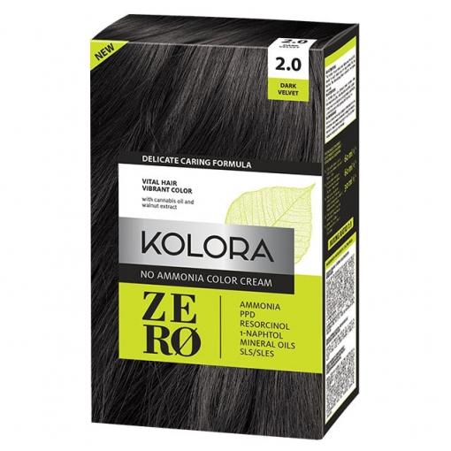 Kolora Zero 2.0 tamno smeđa