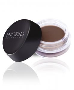 INGRID vodootporna tamno braon pomada za obrve (Dark Brown)
