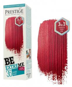 Crveni toner za kosu
