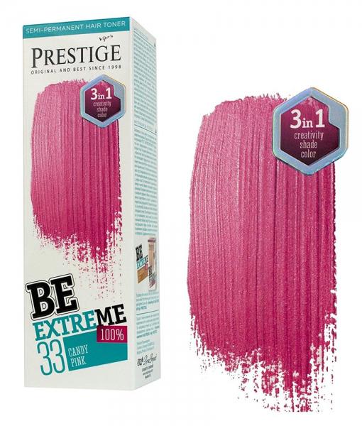 Pink toner za kosu PRESTIGE Be EXTREME
