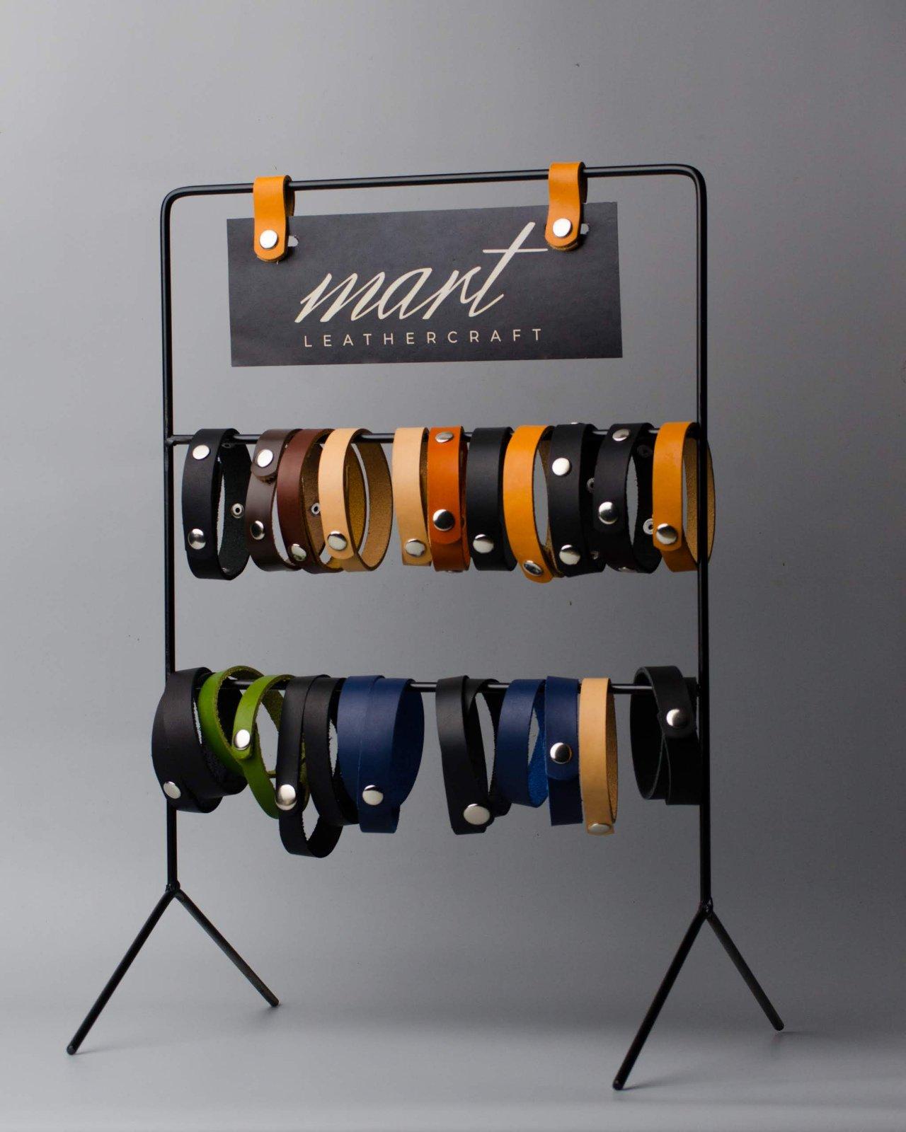 MART kožne narukvice