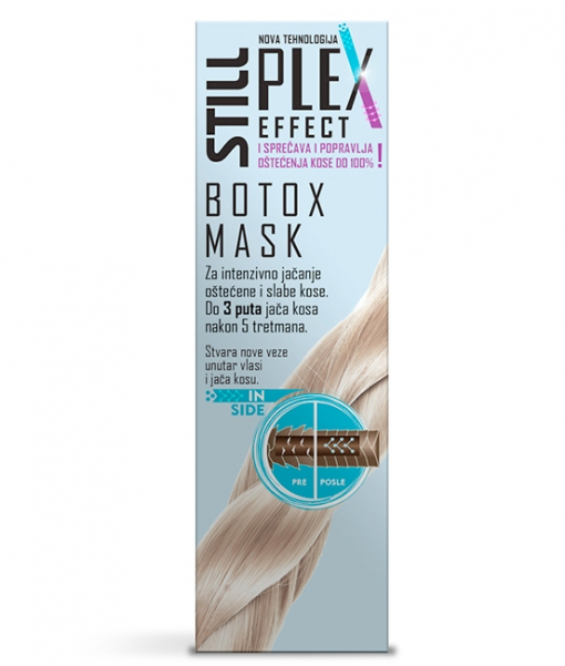 Still PLEX Botox maska