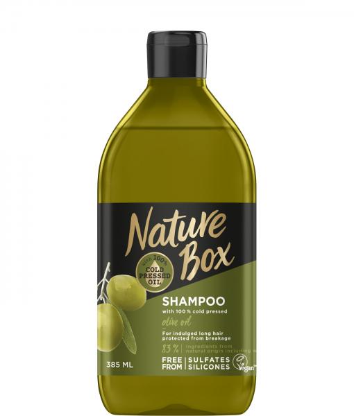Nature Box šampon sa maslinovim uljem