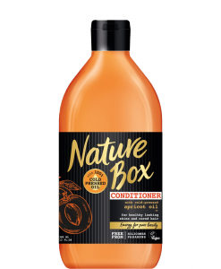 Nature Box sampon sa uljem kajsije