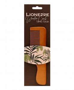 Klasični drveni češalj za bradu i kosu