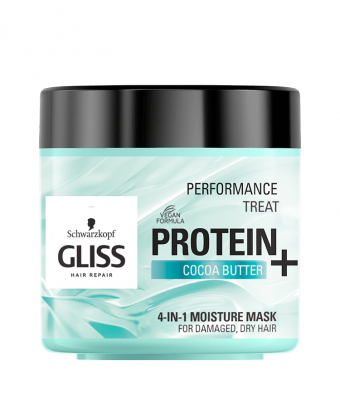 Gliss maska za kosu Hidratation 4u1 400ml