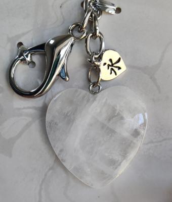 Gorski kristal u obliku srca