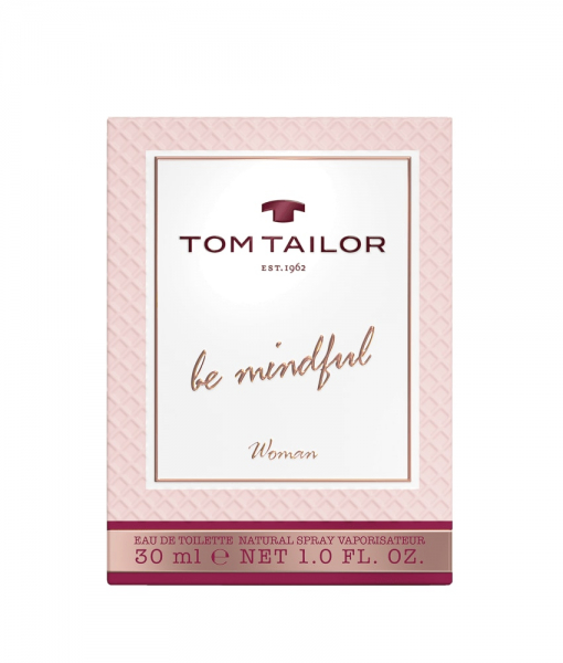 Tom Tailor be mindful Woman zenska toaletna voda