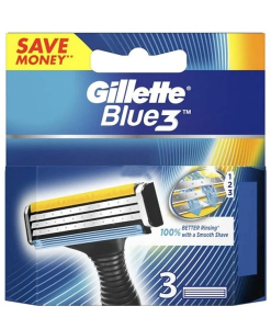 Gillette Blue3 patrone za brijanje