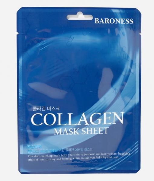 Kolagen maska za lice