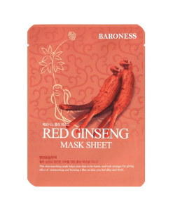 Korejska sheet maska Red Ginseng