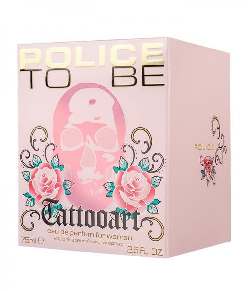 Police Tattoo Art parfem za zene