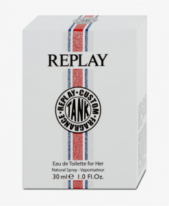 Replay Tank parfem ženski Custom For Her 30ml