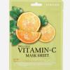 Vitamin C korejska sheet maska za lice