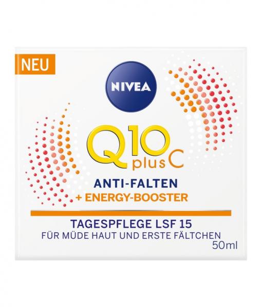 Nivea Q10 sa vitaminom C dnevna krema protiv bora 50 ml
