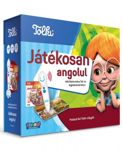 Tolki Játékosan angolul